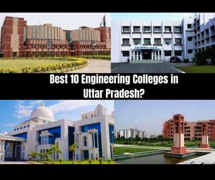 top 10 engineering college in up