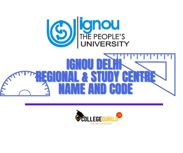 IGNOU Delhi Regional Centre, Study Centre