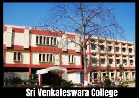 Sri Venkateswara left / vacant seat after 2nd cut off list 2020