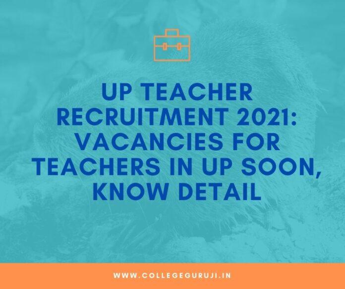 up teacher jobs 2021