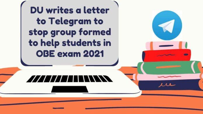 DU OBE Telegram group
