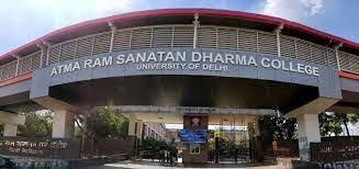 Atma Ram Sanatan Dharma College (DU)   ARSD [0737]