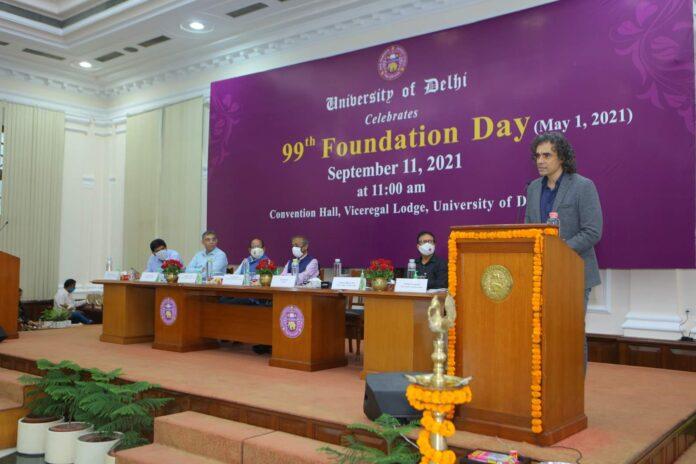 DU Foundation Day 2021