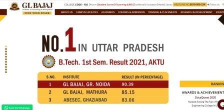 GL Bajaj Greater Noida